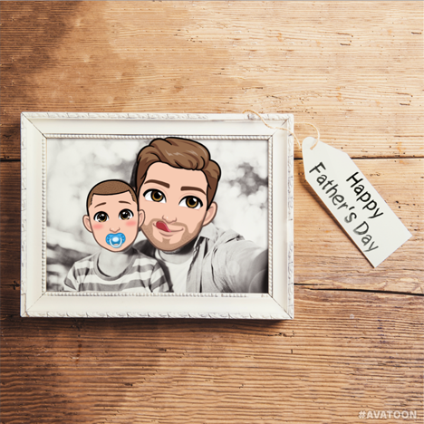 father's day greeting card 2
