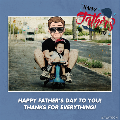 father's day greeting card 3