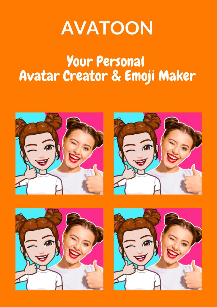 Avatoon Your Free Cartoon Face Editor Changer Avatoon
