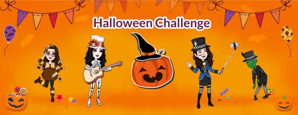 Avatoon Halloween challenge cover 1