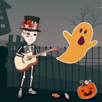 Avatoon Halloween challenge 3