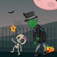 Avatoon Halloween challenge 4